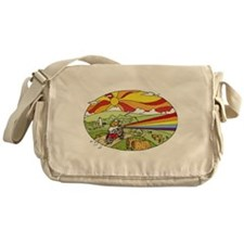 Free & Easy Rider Messenger Bag