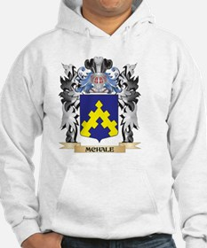 Mchale Coat of Arms - Family Cre Hoodie