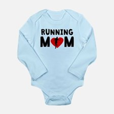 Running Mom Body Suit