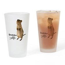 Quokka v.3 Drinking Glass