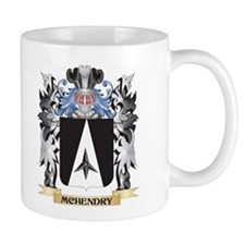 Mchendry Coat of Arms - Family Crest Mugs