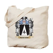 Mchendry Coat of Arms - Family Crest Tote Bag