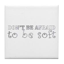 Funny Salmon of wisdom Tile Coaster
