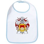 Fages Family Crest Bib