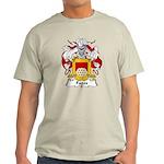 Fages Family Crest Light T-Shirt