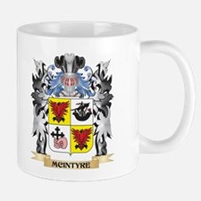 Mcintyre Coat of Arms - Family Crest Mugs