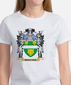 Mckenna Coat of Arms - Family Crest T-Shirt