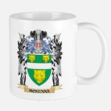 Mckenna Coat of Arms - Family Crest Mugs