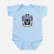 Mckenzie Coat of Arms - Family Crest Body Suit