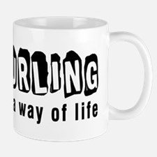 Curling it is a way of life Mug