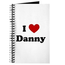 I Heart Danny Journal