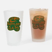 Strike Drinking Glass