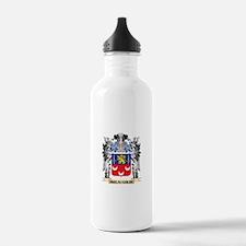 Mclaughlin Coat of Arm Water Bottle