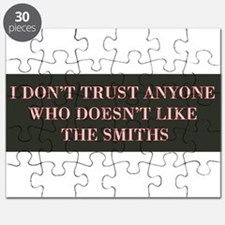 I Don't Trust Anyone Who Doesn't Like The S Puzzle