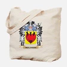 Mclennan Coat of Arms - Family Crest Tote Bag