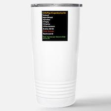Funny Mmorpg Travel Mug