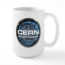 CERN Nuclear Research Mugs