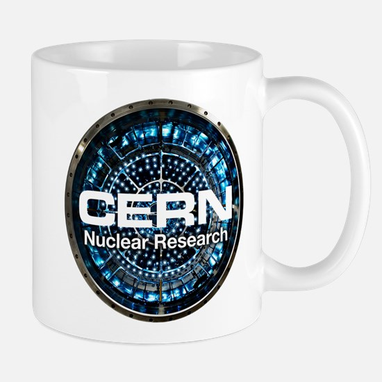 CERN Nuclear Research Mugs