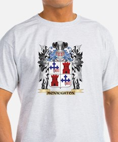 Mcnaughton Coat of Arms - Family Crest T-Shirt