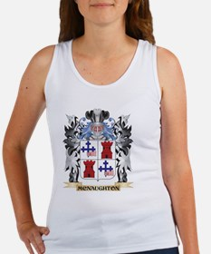 Mcnaughton Coat of Arms - Family Crest Tank Top