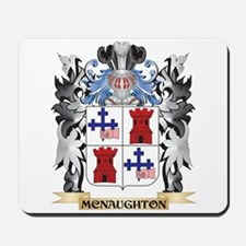 Mcnaughton Coat of Arms - Family Crest Mousepad