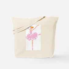 BALLERINA Tote Bag