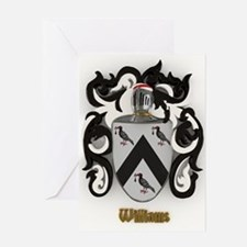 Williams Family Crest Greeting Cards