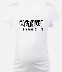Biathlon it is a way of life Shirt