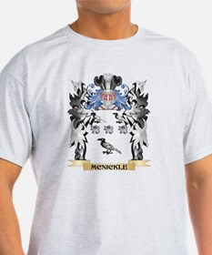 Mcnickle Coat of Arms - Family Crest T-Shirt