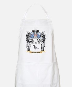 Mcnickle Coat of Arms - Family Crest Apron