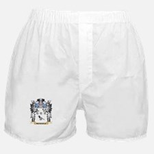 Mcnickle Coat of Arms - Family Crest Boxer Shorts