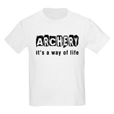 Archery it is a way of life T-Shirt