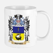 Mcphee Coat of Arms - Family Crest Mugs