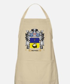 Mcphee Coat of Arms - Family Crest Apron