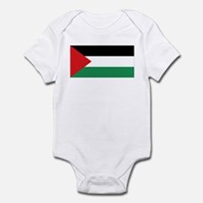 Palestinian Flag Body Suit
