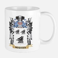 Mcqueen Coat of Arms - Family Crest Mugs