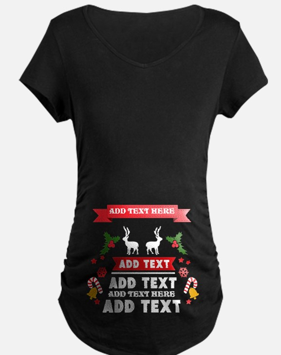 personalized add Text Chris T-Shirt