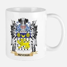 Mcveigh Coat of Arms - Family Crest Mugs