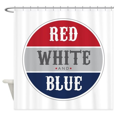 red_white_blue_shower_curtain.jpg?color=White&height=460&width=460&am...