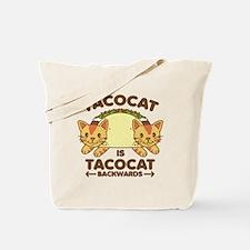 Tacocat Tote Bag