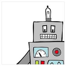 Robot Friend 1000 Poster