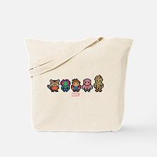 Guardians 8-Bit Tote Bag