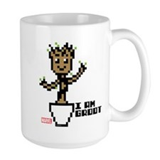 Guardians 8-Bit Groot Mug