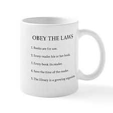 Unique Libraries Mug
