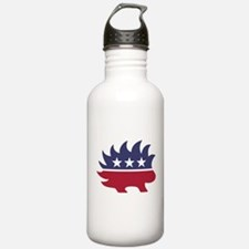 Libertarian party Water Bottle
