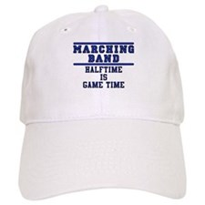 Halftime Is Game Time Baseball Cap