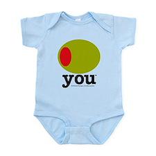 Olive You Infant Creeper