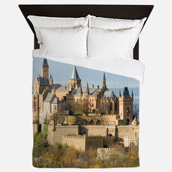 HILLTOP CASTLE Queen Duvet