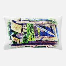 Garden Gate of Plymouth 2 Pillow Case