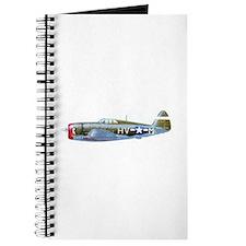 Unique P 47 thunderbolt Journal